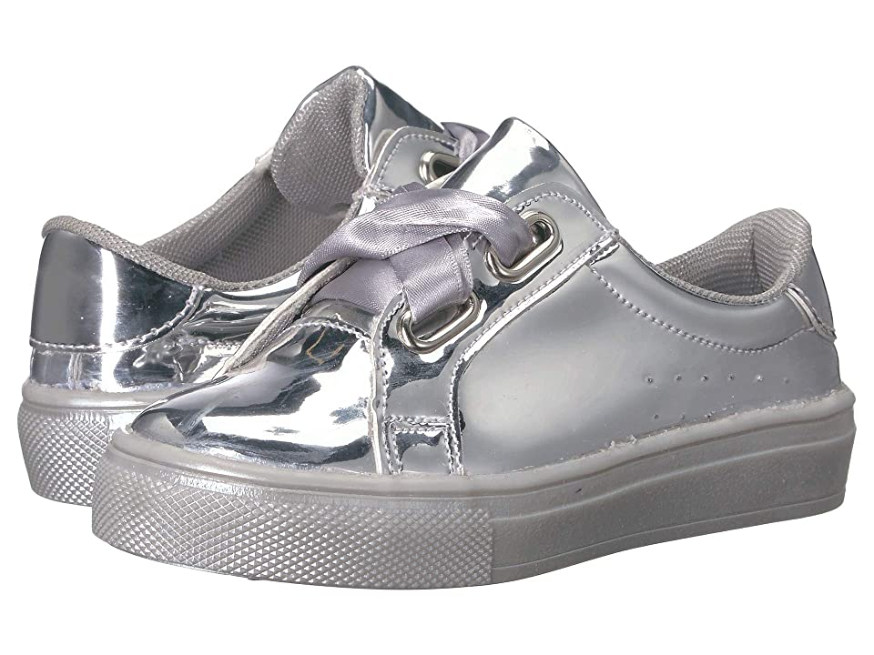 Kid Express Tina (Toddler/Little Kid/Big Kid) (Silver Combo) Girl