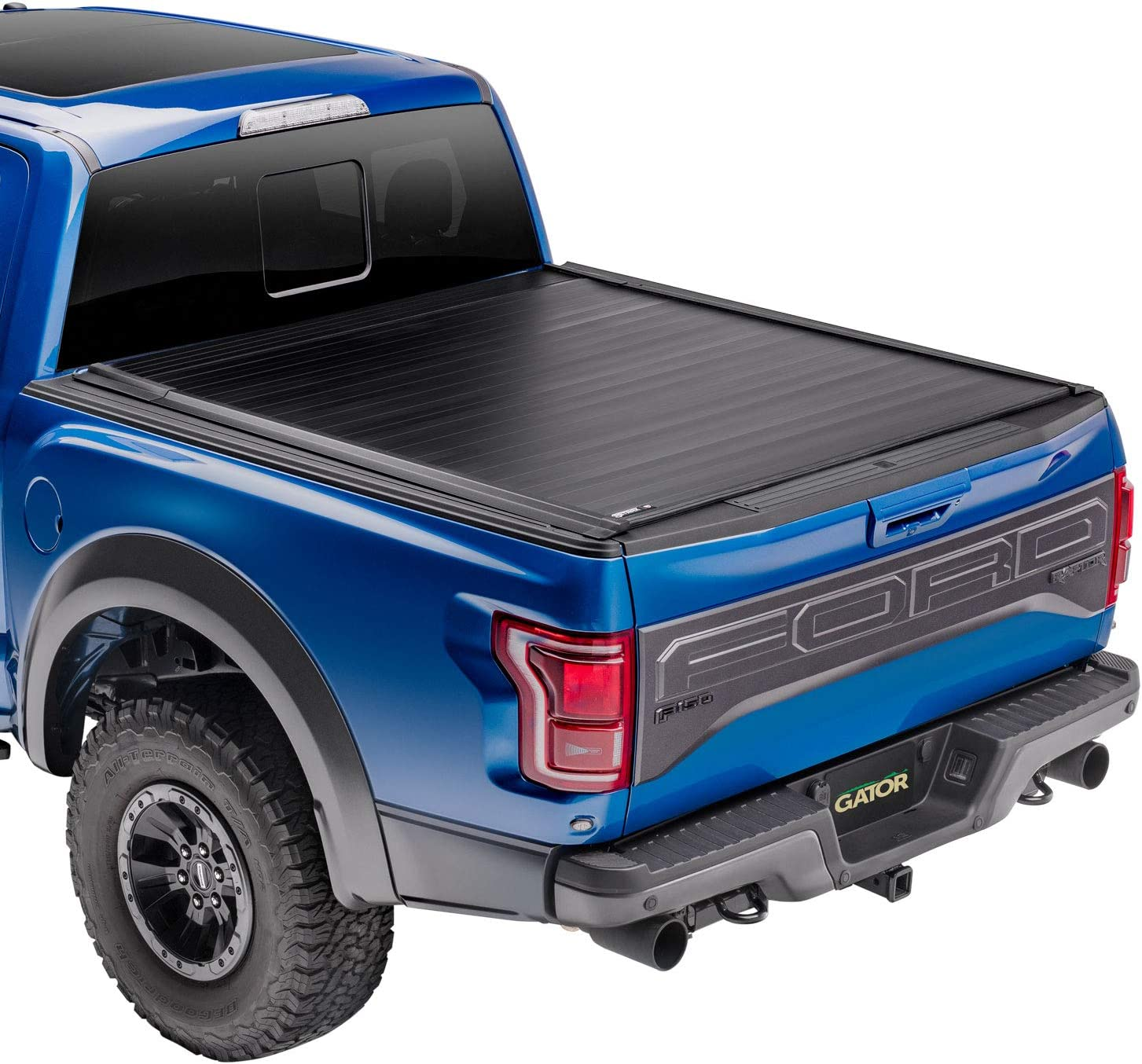 """Gator Recoil Retractable Truck Bed Tonneau Cover   G30378   Fits 2021 Ford F-150 5' 7"""" Bed (67.1"""")"""