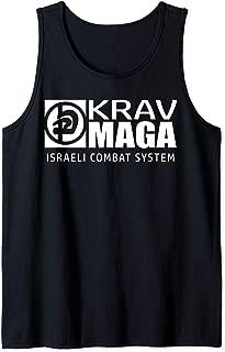Krav Maga Clothing & Krav Maga Apparel - Krav Maga Tank Top
