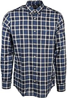 GANT Clothing D2. TP Oxford Micro Tartan REG BD, STRON