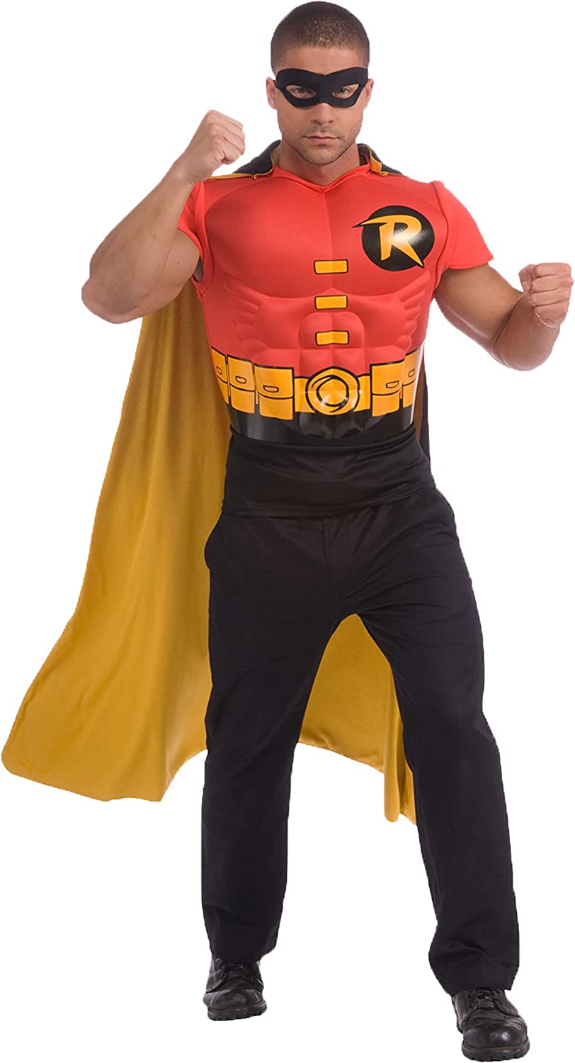 Robin Max 68% OFF Muscle Chest Max 64% OFF Top and with Cap Mask