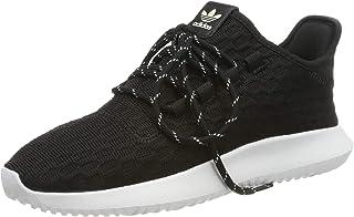 adidas 女式 Tubular Shadow W 跑步鞋,灰色