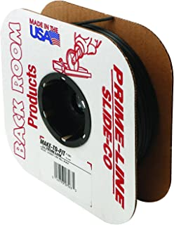 Prime-Line Products P 7563 Screen Retainer Spline, .140-in(9/64-in), 250-ft Roll, Black