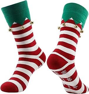 Best jingle bell socks Reviews