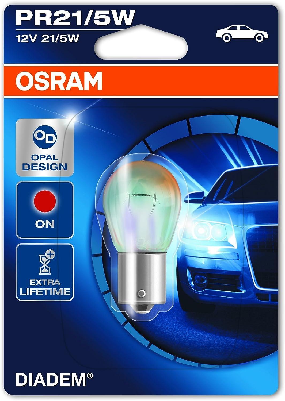 Osram Diadem Blinker Pr21 5w 7538ldr 01b 12v Einzelblister Auto