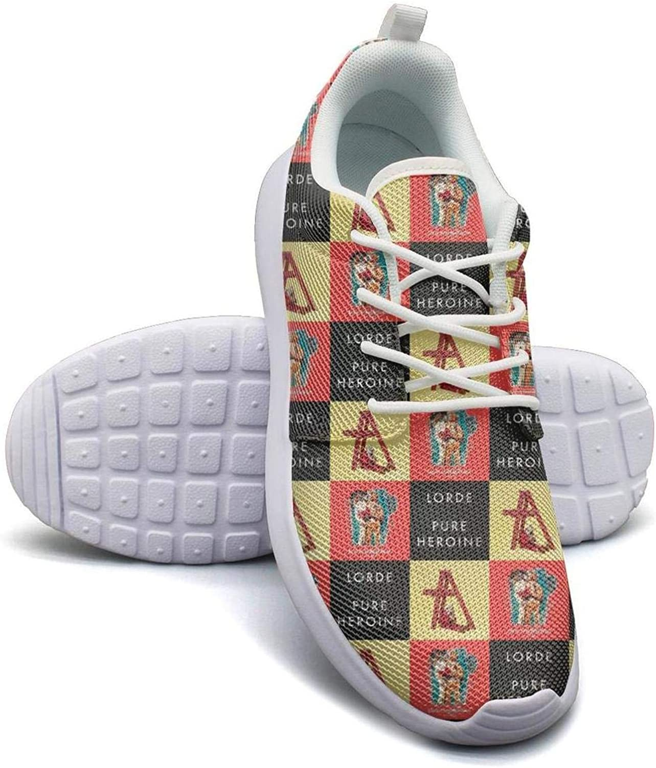 Casual shoes for Womens Lightweight Billie-Eilish-lorde- Best Running shoes