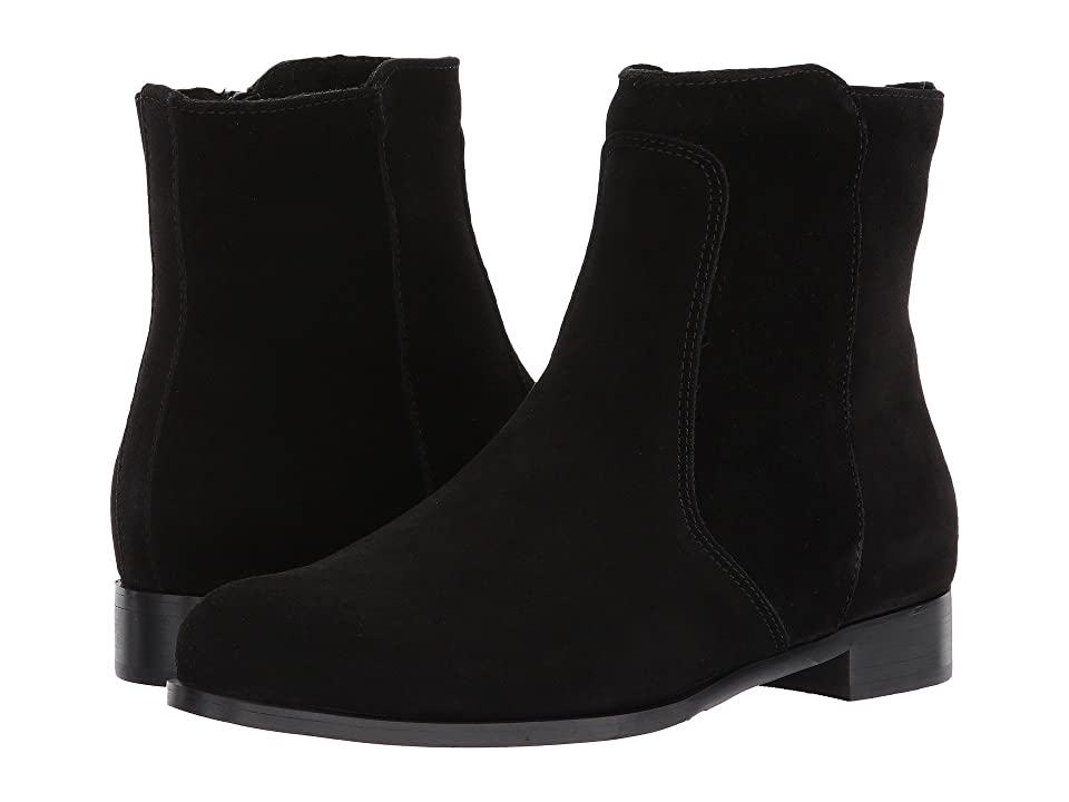 La Canadienne Sophie (Black Suede) Women