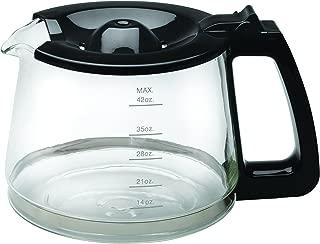 Capresso 3352.02 3352.01 Glass Carafe 4 Cup Digital Coffee Maker, 42 oz, Black