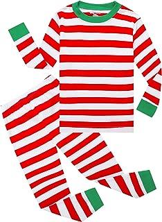 toddler red christmas pajamas
