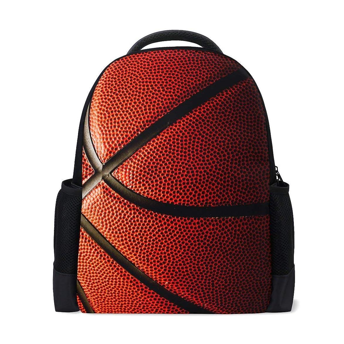 予約自動化コミットVAMIX リュックサック バッグ 男女兼用 メンズ レディース 通勤 通学 大容量 バスケットボール