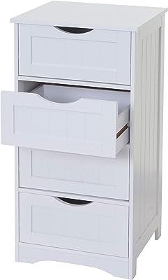 Ikea Brimnes 3 Tiroirs Blanc Amazon Fr Cuisine Maison