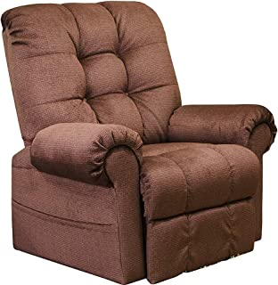 Catnapper Omni 4827 Power Full Lay-Out Large Heavy Duty Lift Chair Recliner 450 lb Capacity. Seat Width 25