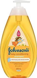 Johnson's Baby Baby Conditioning Shampoo, 800mL