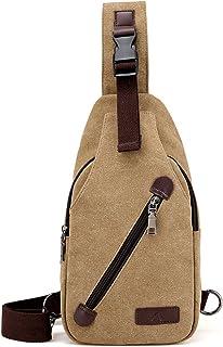 liujingjing Anti Theft Sling Backpack Lightweight Shoulder Chest Crossbody Bag for Women Men Casual Hiking Travel Sports Bag