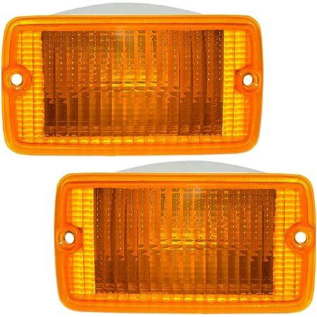 Front Side Signal Parking Marker Light Lamp Passenger Side Fit 2014-16 Wrangler