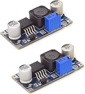 Honbay 2PCS DC-DC Step-up Module XL6009 DC to DC Input 3V-32V to Output 5V-35V Boost Converter Module