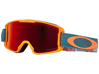 Oakley Line Miner (Youth) (Prizmatic Org Sea w/ Prizm Torch Iridium) Snow Goggles