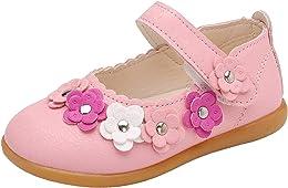 PPXID Fille Ballerine de Princess Chaussure de Mar