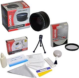 3 Piece Lens Filter Kit Digital Nc Nikon D7100 High Grade Multi-Coated Multi-Threaded Made by Optics Nwv Direct Microfiber Cleaning Cloth. 52mm
