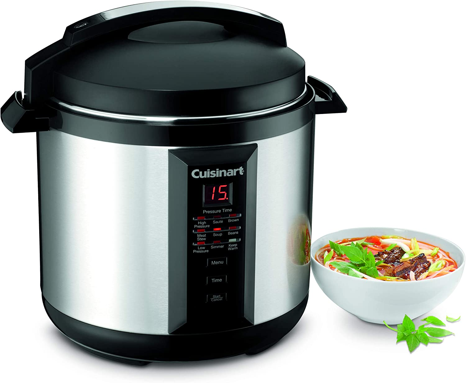 Small pressure cookers