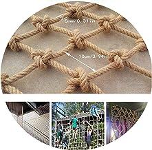 Touwnet, Diameter 8mm, Net 10 cm, Landscape Net, Veranda Tuin Omheining Net, Backyard Decorat Net, Rope Net,1x5m