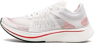 NikeLab Zoom Fly SP White/Sail-Bright Crimson (7)