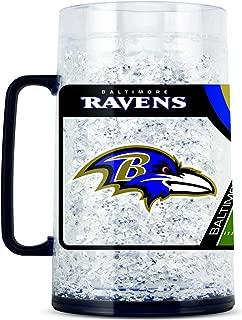 NFL Baltimore Ravens 38oz Crystal Freezer Monster Mug