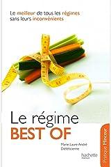 Le régime Best of (Régimes) Format Kindle