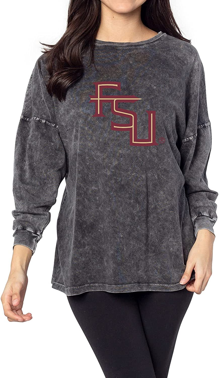 chicka-d Women's Oversized Icon Industry No. 1 Team price Shirt