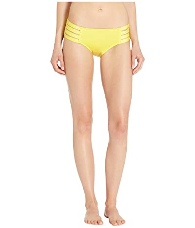 Seafolly Fastlane Active Multi Strap Hipster Bottoms (Limelight) Women