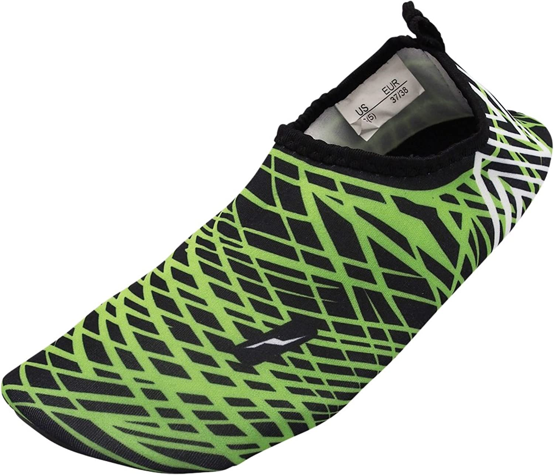 NORTY Women's Barefoot Water Skin shoes Aqua Socks for Beach Swim Surf Yoga Exercise - Quick Dry