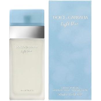 Dolce & Gabbana Light Blue for Women Eau De Toilette EDT 50ml 1.6/1.7 oz Spray