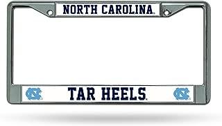 NCAA North Carolina Tar Heels Chrome Plate Frame