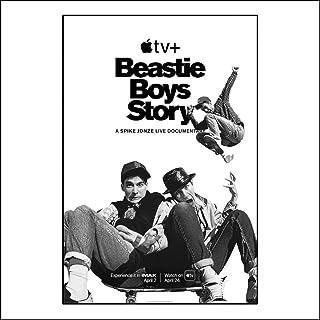 Ignite Wander Posters en Prints Art Beastie Boys Story Movie Poster Canvas Art Schilderen Voor Woonkamer Home Decor-50x70 ...