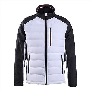 Sponsored Ad - XPOSURZONE Mixed Media Softshell Jacket Men's Fleece Outwear