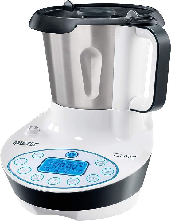 Imetec cukò, Robot da cucina multifunzione  7780