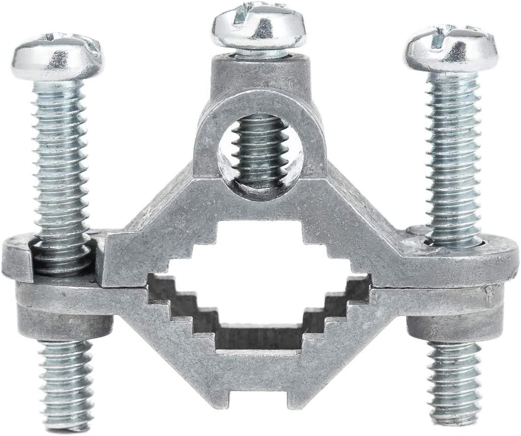 Grounding Clamp Same day shipping Ancable 1-Pack 1 4 years warranty 2