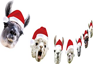 Best llama christmas decoration Reviews