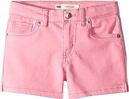 710™ Super Skinny Fit Soft Brushed Shorty Shorts (Toddler)