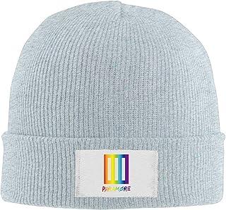 Fashion Paramore Rainbow Rock Band Beanie Hat Skull Cap
