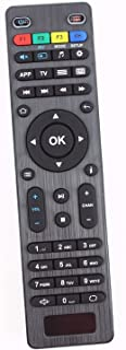 Infomir TV Box Remote Control for MAG, Smart TV Replacement Remote Control for Mag 250 254 255 322 322 420 424 IPTV TV Box...