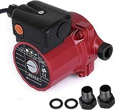 CY NPT 3/4 '' Circulation Pump 110-120V Cold & Hot watercirculatiepomp, 3-Speed