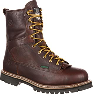 Best lace to toe work boot Reviews
