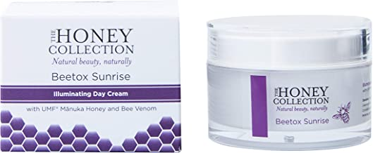 Bee Venom and Manuka Honey Day Cream, Natural Serum to Increase Collagen and Promote Smooth, Youthful Looking Skin, Reduce Signs of Premature Aging, Fine lines, Wrinkles and Environmental Damage