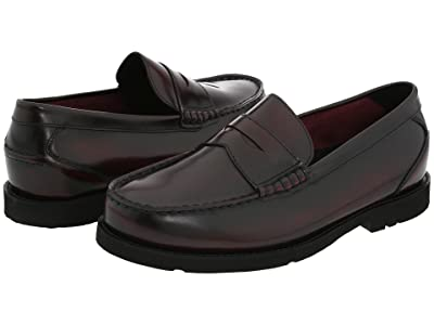 Rockport Oak Knoll Shakespeare Circle (Burgundy Brush Off) Men