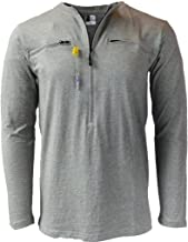 Men's Easy Port Access Chemo Shirt - Best Gift for Cancer Patients