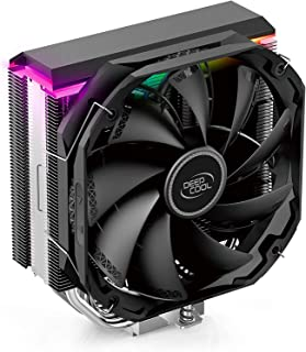 Deepcool AS500 CPU Cooler 5x6mm Heatpipes with Universal RAM Compatibility