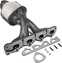 DNA MOTORING OEM-CONV-003 Factory Style Catalytic Converter Exhaust Manifold Replacement