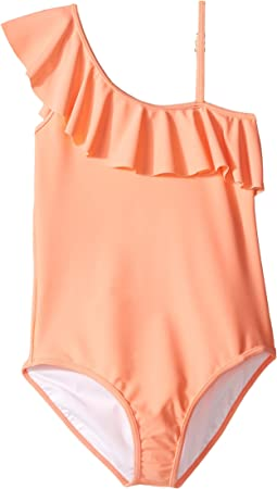 Chloe Kids - One Shoulder One-Piece Swimsuit (Little Kids/Big Kids)