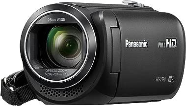 Panasonic HC-V380K Full HD Camcorder with Wi-Fi Multi Scene Camera (Black)